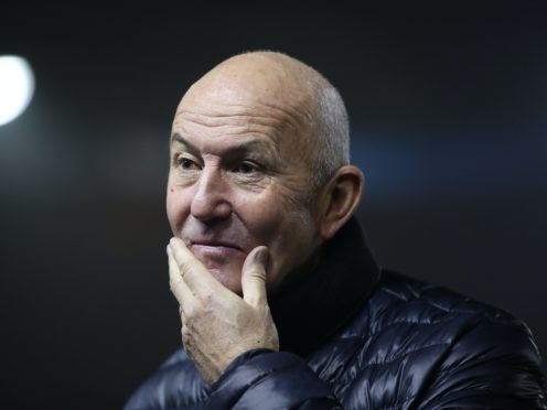 Sheffield Wednesday manager Tony Pulis (Nick Potts/PA)