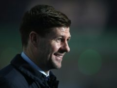 Steven Gerrard says Rangers are in a good place (PA)