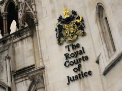 The case is being pursued in the High Court, London (PA)
