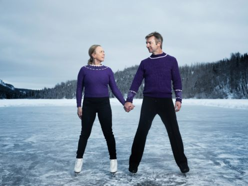 Dancing on Thin Ice (Wingspan Productions/ITV)