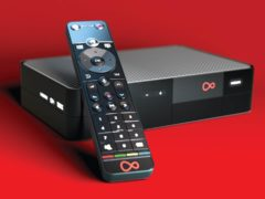 The service will compete with Sky Q, which also has a remote that users can control using their voice (Virgin Media/PA)
