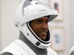 Nasa astronaut Victor Glover (Kim Shiflett/Nasa)