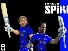 Eoin Morgan and Heather Knight will lead London Spirit (ECB handout).