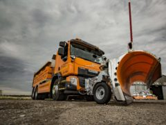 The government has added 93 new gritters to the fleet