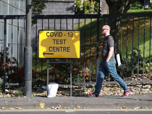 Coronavirus contact tracing work in Scotland is being done to a 'very high standard', Nicola Sturgeon said (Andrew Milligan/PA)