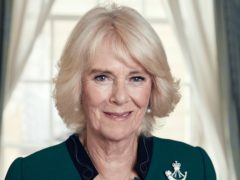 The new official portrait of the Duchess of Cornwall (Chris Jackson/PA)