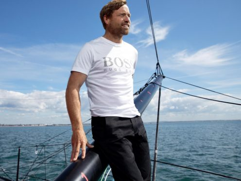 Alex Thomson's bid to win the Vendee Globe has ended prematurely for the third time (Lloyd Images/PA)