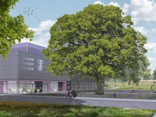 The new site will be integrated into the local parkland