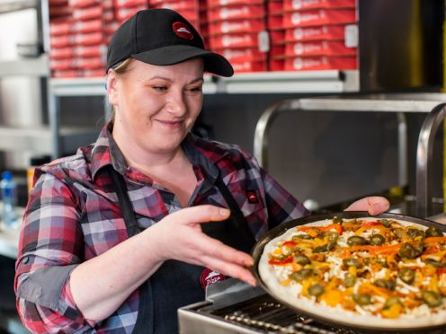 Pizza Hut Delivery said it was looking to expand its footprint across 125 more locations (Pizza Hut/PA)
