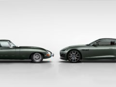The Heritage 60 Edition celebrates the history of the E-Type