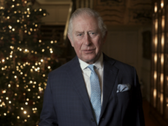 The Prince of Wales and Duchess of Cornwall have been filmed narrating 'Twas the Night Before Christmas with a host of performers to raise awareness about the Actors' Benevolent Fund (Clarence House/PA)