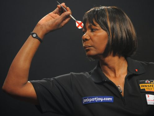 Deta Hedman will make her debut in the PDC World Championship (PA Wire)