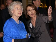 The Queen with Kay Burley (Fiona Hanson/PA)