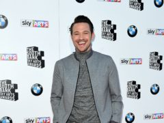 Will Young (Ian West/PA)