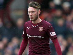 Jordan McGhee scored a late equaliser for Dundee (David Davies/PA)
