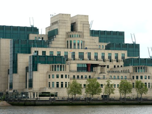 MI6 withheld information from the Foreign Office regarding the criminal activities of one of its spies abroad, according to a new report (Anthony Devlin/PA)