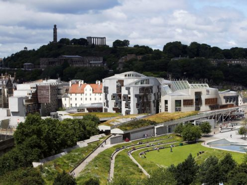 MSPs debated support for business (Jane Barlow/PA)