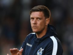 Darrell Clarke's Walsall welcome Port Vale this weekend (Joe Giddens/PA)