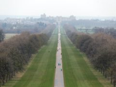 Windsor was a top house price hotspot in 2020, according to Zoopla (Andrew Matthews/PA)