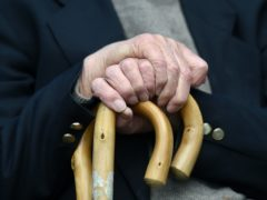 The researchers looked at data on falls experienced by the elderly (PA)