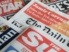 What the papers say – December 22 (Peter Byrne/PA)