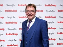 Adam Woodyatt who plays Ian Beale (Isabel Infantes/PA)