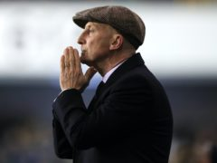 Ian Holloway blamed 'inappropriate' contact from prospective new owners for his resignation (Mike Egerton/PA)