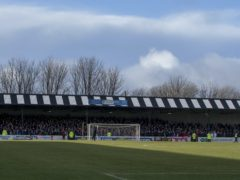 The points were shared at Somerset Park (PA)