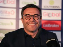 Leeds owner Andrea Radrizzani said he took responsibility for a club tweet criticising the punditry of former England women's international Karen Carney (Mike Egerton/PA)