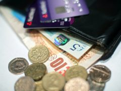 The everyday contents of people's wallets and purses are potentially a goldmine for fraudsters, research suggests (Yui Mok/PA)