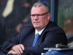 Gillingham boss Steve Evans has vowed to make changes (Chris Radburn/PA)