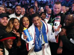 Anthony Joshua's fight against Kubrat Pulev will now take place at The SSE Arena, Wembley after being switched from the O2 Arena (Nick Potts/PA)