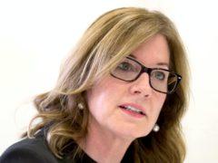 Information Commissioner Elizabeth Denham (ICO/PA)