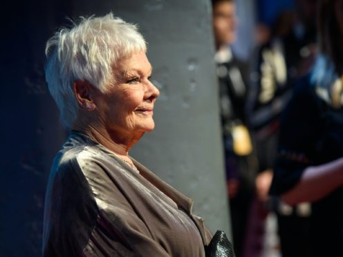 Dame Judi Dench is supporting the call for more funds for dementia research (Matt Crossick/PA)