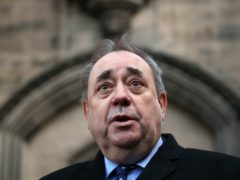 Alex Salmond received a payout of more than £500,000 (Jane Barlow/PA)