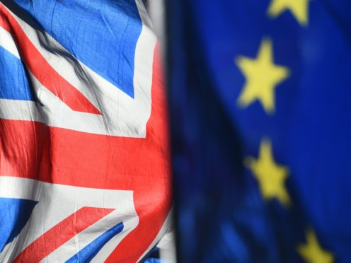 The UK leaves the single market and customs union on December 31 (PA)