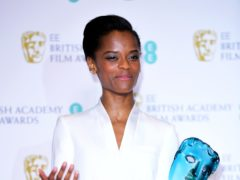 Letitia Wright (Ian West/PA)