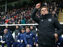 Scott Parker is looking forward to fans returning to Craven Cottage (Steven Paston/PA)