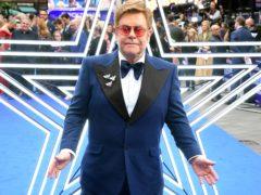 Sir Elton John (Ian West/PA)