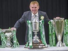 Neil Lennon aims to complete another treble (Jeff Holmes/PA)