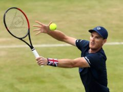 Jamie Murray is hoping the event will bring some extra competitiveness to winter training (Steven Paston/PA)