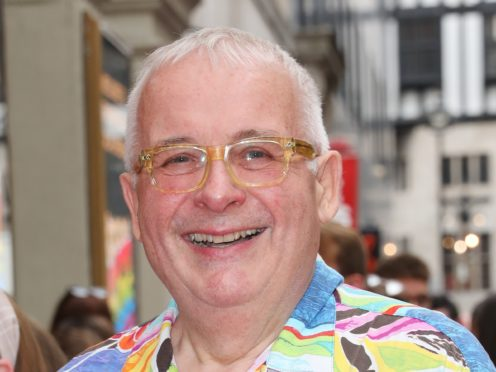 Christopher Biggins (Isabel Infantes/PA)
