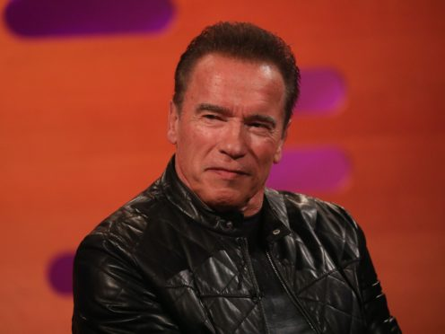 Arnold Schwarzenegger's Institute for State and Global Policy will bestow a democracy award on Georgie's secretary of state Brad Raffensperger (Isabel Infantes/AP)