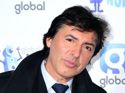 Jean-Christophe Novelli (Ian West/PA)