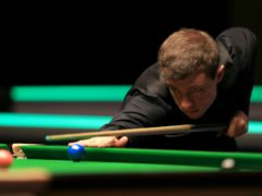 Jack Lisowski had opened up a 5-1 lead before Mark Selby fought back (Simon Cooper/PA)
