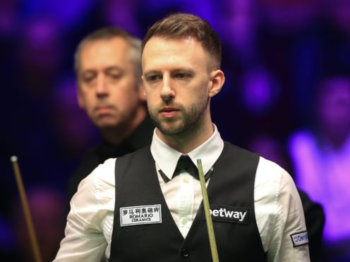 Judd Trump will play China's Lu Ning in the UK Championship semi-finals (Mike Egerton/PA)