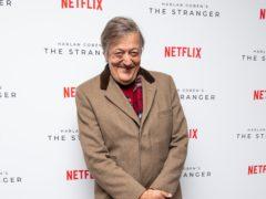 Stephen Fry has voiced a UKCA campaign (PA)