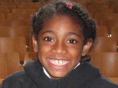 Ella Kissi-Debrah was just nine years old when she suffered a fatal asthma attack (Family Handout/PA)