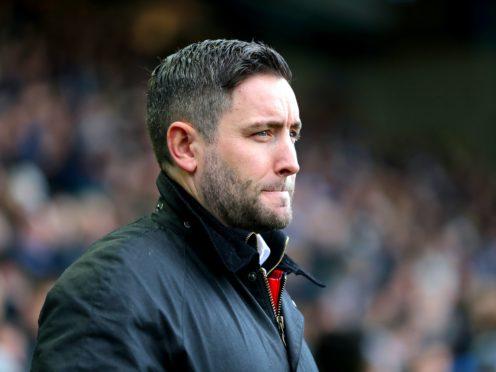 Lee Johnson is the new Sunderland boss (Richard Sellers/PA)