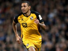 Cristian Montano is a doubt for Port Vale (Martin Rickett/PA)